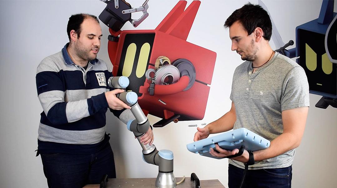 Telefónica and Alias Robotics team up